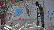 Mindestens 22 Tote durch Autobombe in Mogadischu