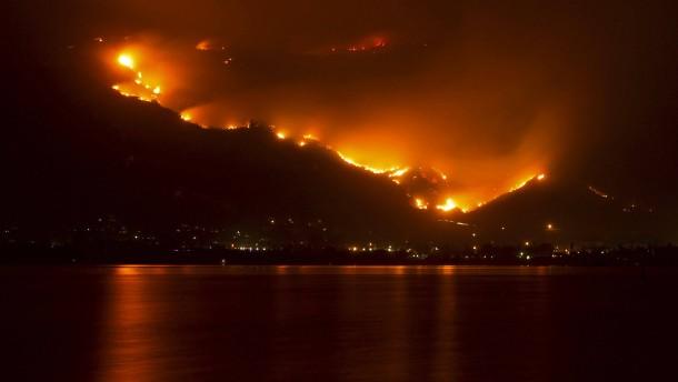 Minister macht Naturschützer für Waldbrände verantwortlich