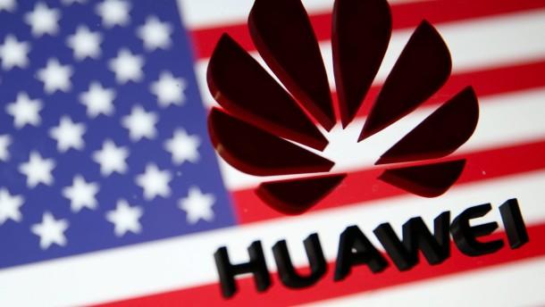 Huawei-Konflikt überschattet Handelsgespräche