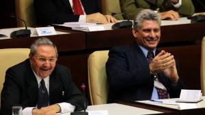 Raúl Castro bleibt weitere fünf Jahre Staatschef