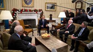Bob Dylan gibt auch Barack Obama einen Korb