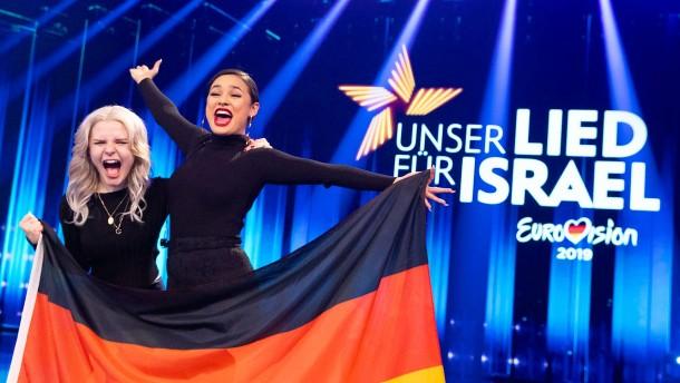 Zwei S!sters für Deutschland