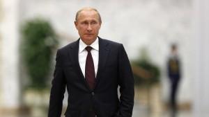 Putin: Ukrainische Armee ist wie die Wehrmacht