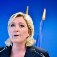 """""""Clinton bedeutet Zerstörung"""": Die Vorsitzende des rechtsextremen französischen Partei Front National erklärt offen ihre Sympathie für Donald Trump"""