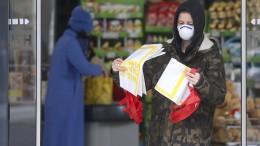 Mundschutzpflicht in Supermärkten nicht nötig