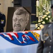 Opfer eines mutmaßlich rechtsextremistischen Anschlags: Kasseler Regierungspräsident Walter Lübcke