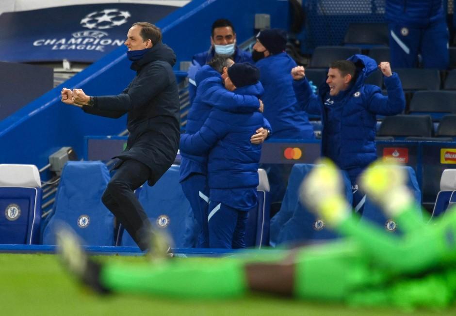 Thomas Tuchel: Steht schon zum zweiten Mal im Finale der Champions League.