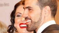 Bei der Echo-Verleihung 2011: Anna-Maria und Anis Mohamed Youssef Ferchichi, genannt Bushido