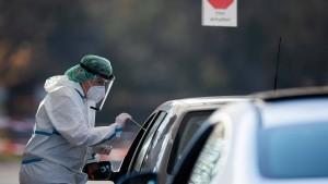 RKI meldet mehr als 14.000 Neuinfektionen