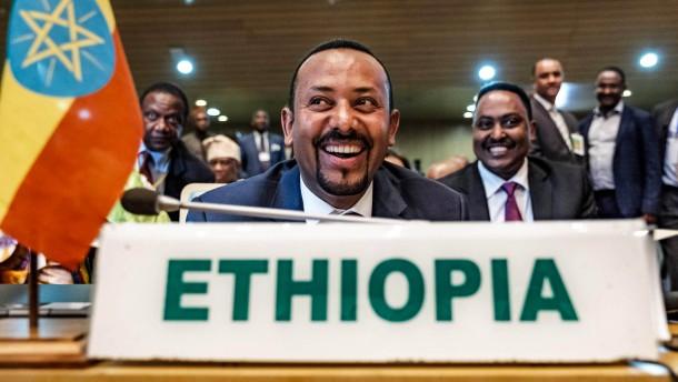 Äthiopiens radikaler Erneuerer