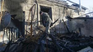 Warum geht das Sterben in der Ukraine weiter?