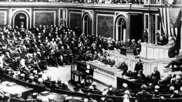 Warum Amerika auch Österreich-Ungarn den Krieg erklärt