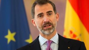 König Felipe ruft Neuwahlen aus