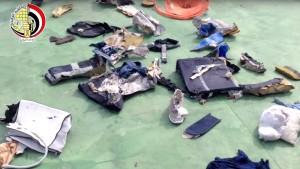 Widersprüchliche Angaben zu Egypt-Air-Absturz