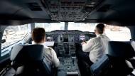 Gekaperte Lufthansa