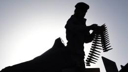Wie Afghanistan in Machtkämpfen versinkt