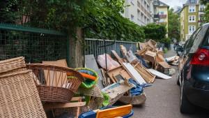 Nicht jeder Müllberg ist eine Sache der FES