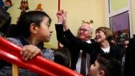 Bundespräsident besucht Duisburg-Marxloh