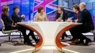 Maybrit Illner und der Brexit: Eine Diskussion mit Gästen, die ohnehin einer Meinung sind.