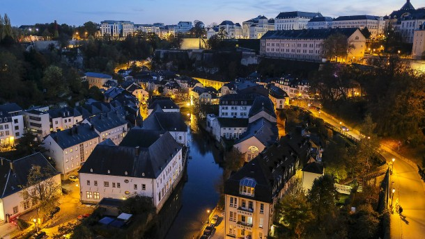 Luxemburg lockert, das Saarland zürnt