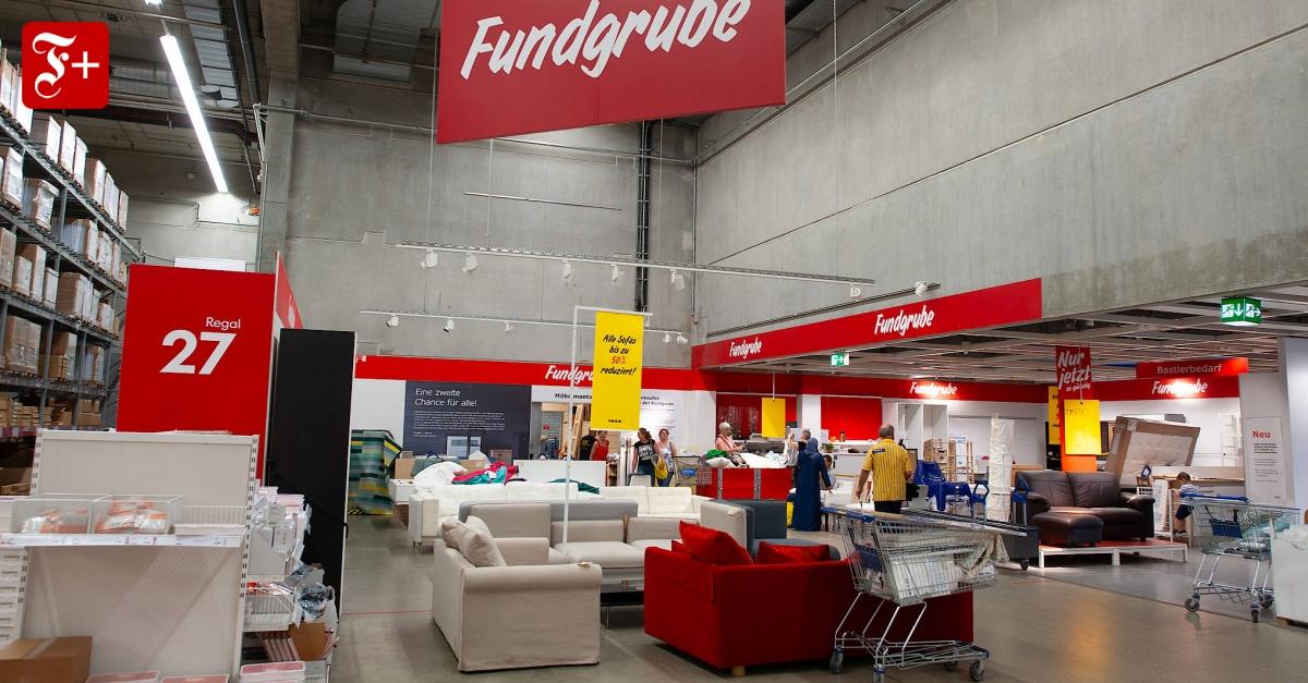 Ikea Testet Neues Modell Zur Gebrauchtmöbel Rücknahme