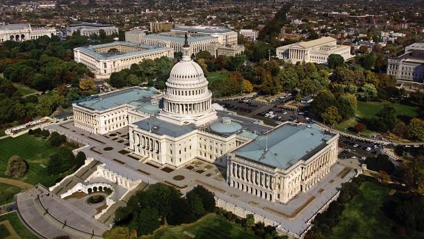 Kongress gibt grünes Licht für Übergangshaushalt