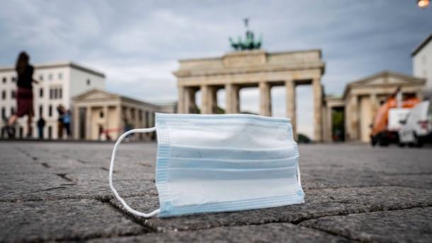2563 Corona-Neuinfektionen in Deutschland