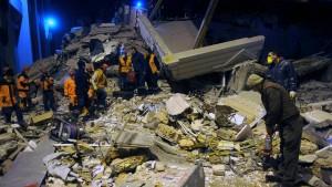 Erdbeben im Osten der Türkei