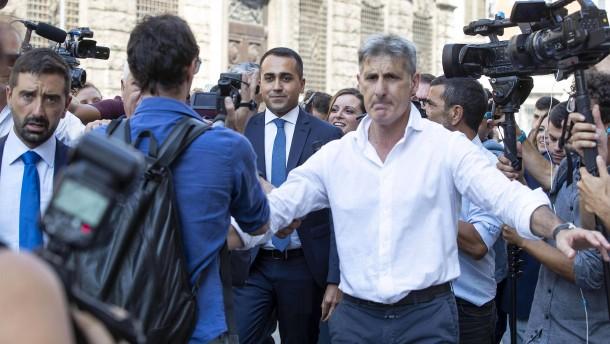 Italiens Parlament soll kleiner werden