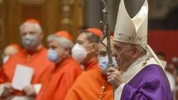 """Kardinäle aus der """"Peripherie"""""""