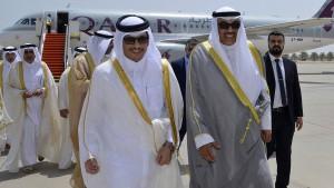 Qatar überreicht Antwort auf Forderungskatalog