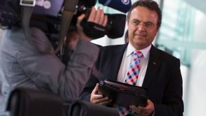 Innenminister Friedrich sieht Vorwürfe ausgeräumt