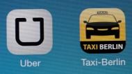 Uber will weitermachen