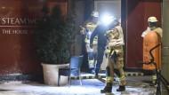 Feuerwehreinsatz in Berliner Saunaclub