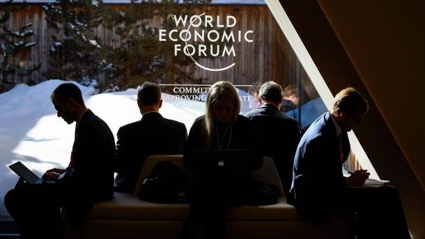 Davos muss kämpfen