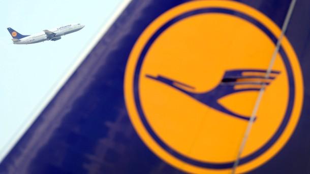 Gewinn der Lufthansa gibt deutlich nach