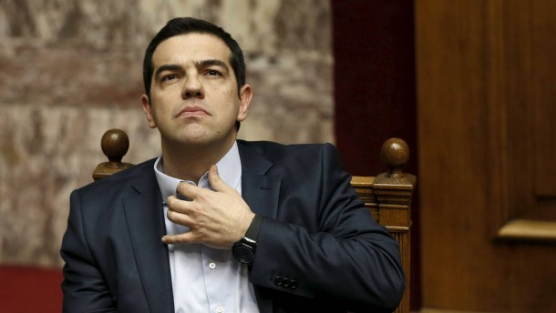 EU-Politiker warnen Tsipras vor Konsequenzen