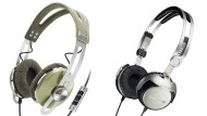 Sennheiser Momentum On-Ear (links) und Beyerdynamic T51p
