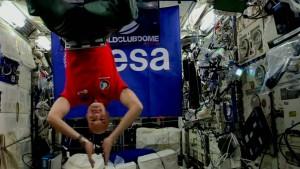 Astronaut sendet DJ-Set live aus dem All
