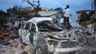 Tote bei Anschlag auf Hotel in Mogadischu