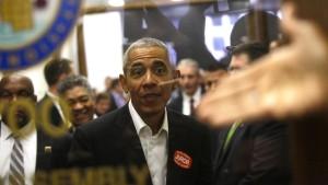 Barack Obama meldet sich als Geschworener