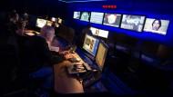 Aufwendige IT-Sicherheit: Das Cyberabwehrzentrum der deutschen Hewlett-Packard-Zentrale in Böblingen