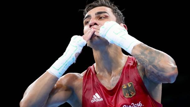 Für Boxer Harutyunyan ist Bronze mehr als ein Trost