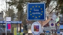 Corona entzweit Deutsche und Tschechen