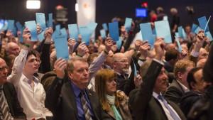 Scharfe Kritik an AfD-Grundsatzprogramm