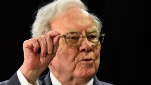 Buffett kauft Energie-Geschäfte für neun Milliarden Euro