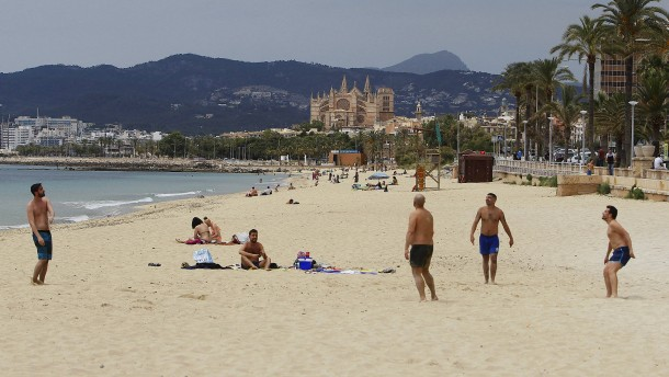 Probeurlaub auf Mallorca