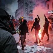 Linksautonome randalieren im Juli am Rande des G-20-Gipfels im Hamburger Schanzenviertel.