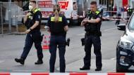 Berlin-Wedding: Schüsse auf Baumarkt-Parkplatz, vier Verletzte