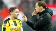 Dortmund und die nächste unlustige Aufgabe